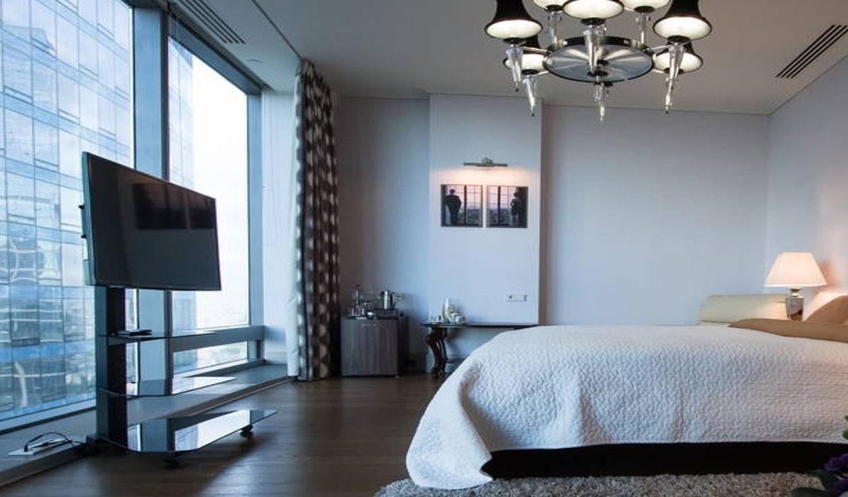 Апартаменты в Москва-Сити на сутки