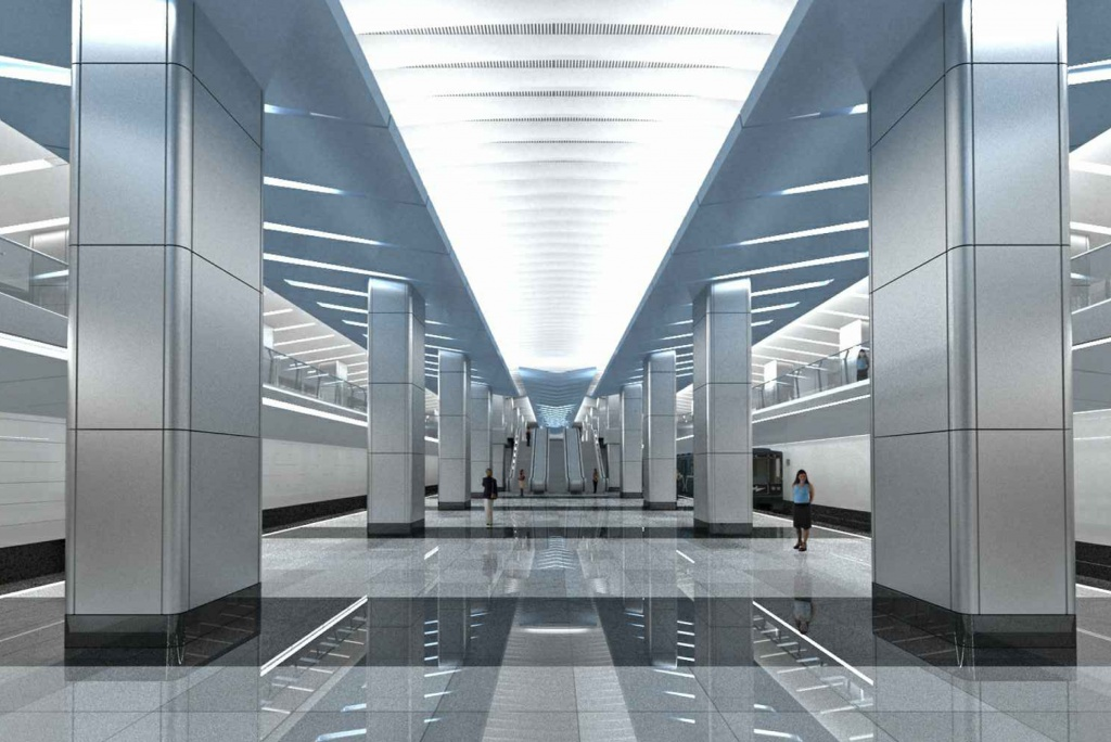 Москва сити какое метро рядом